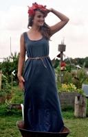 Blaues Kleid der Marke börd shört